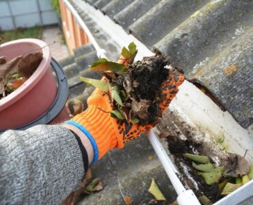 featured image - What Happens If You Don't Hire Gutter Cleaning Services? (It's Not Pretty...)