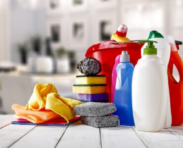 Featured image - Tossing Toxic Cleaning Products Aside for These Natural Alternatives