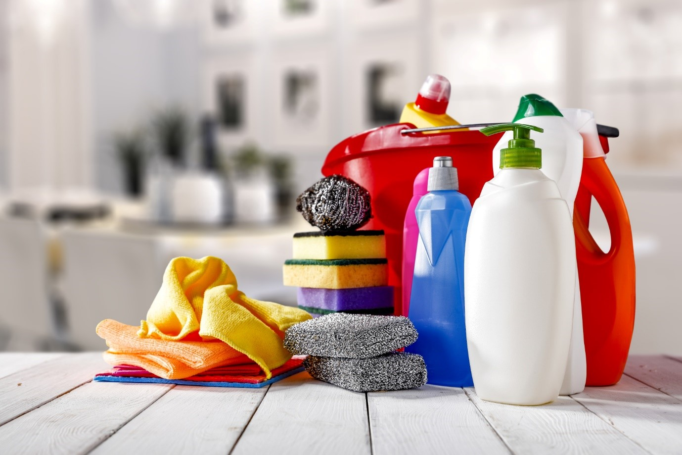 image - Tossing Toxic Cleaning Products Aside for These Natural Alternatives