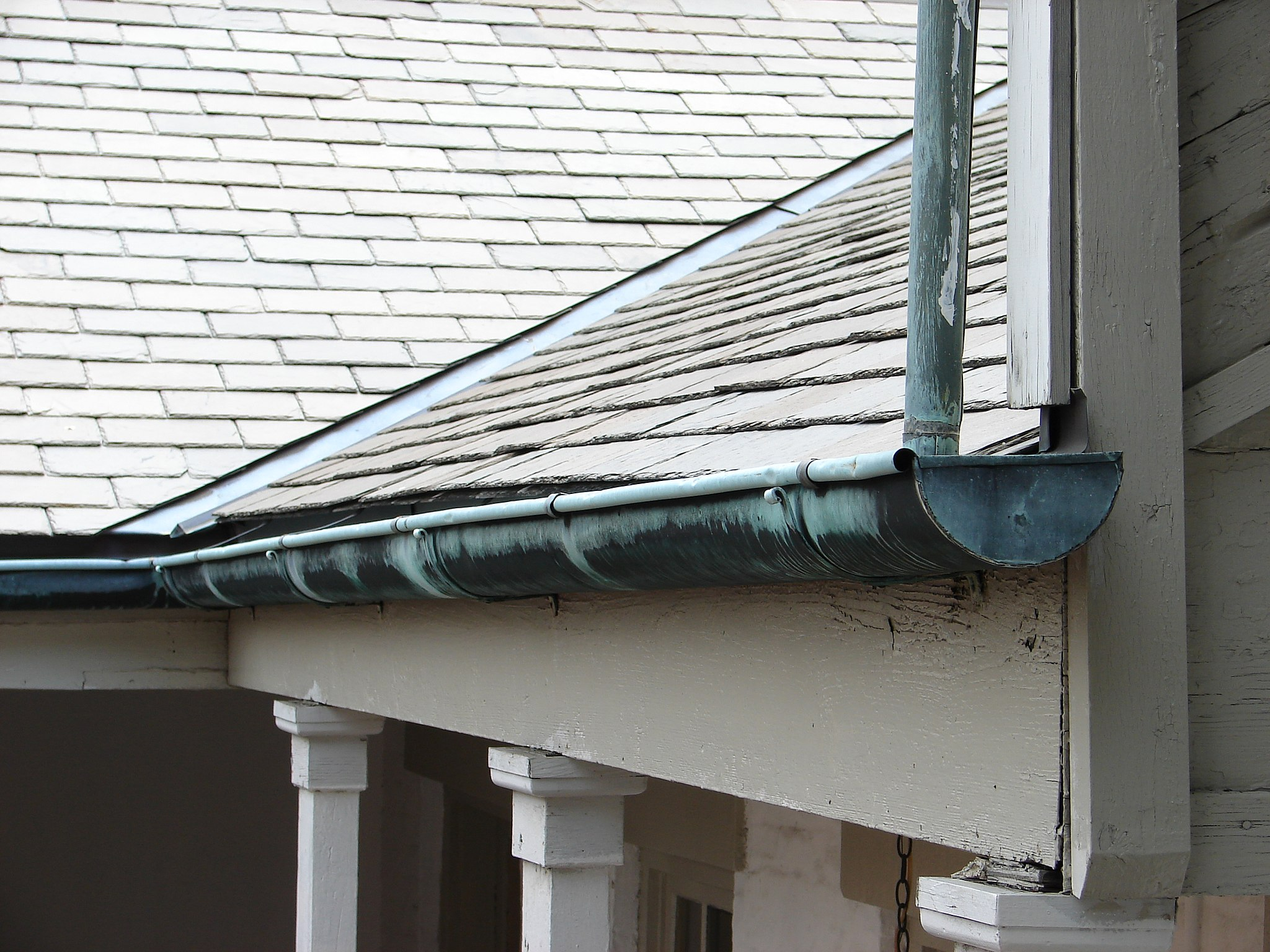 image - Roof Maintenance: 5 Tips for Keeping Your Gutters in Good Shape