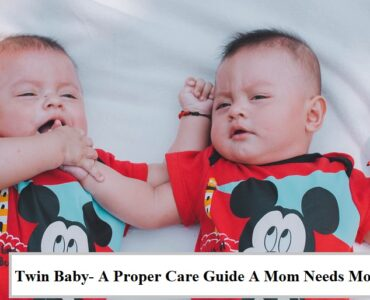 Featured image - Twin Baby - A Proper Care Guide a Mom Needs Most