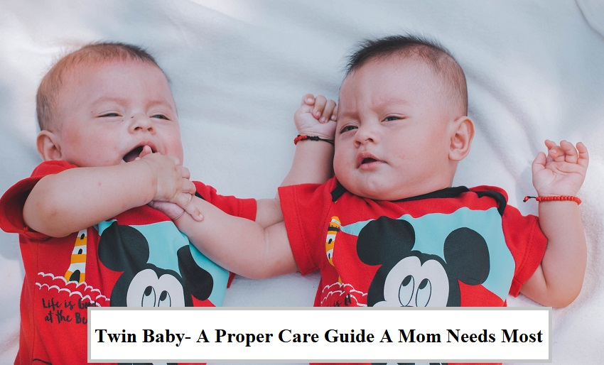 image - Twin Baby - A Proper Care Guide a Mom Needs Most