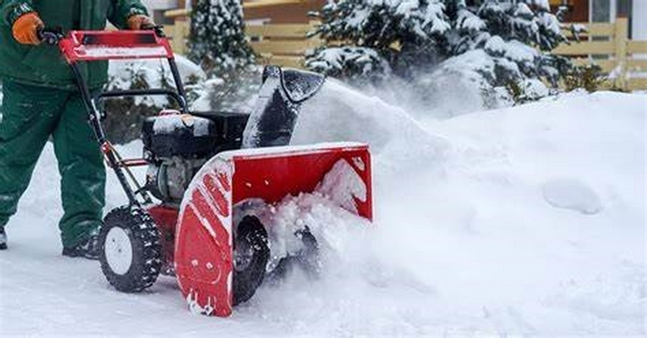image - 4 Benefits of Using Snow Blowers This Winter