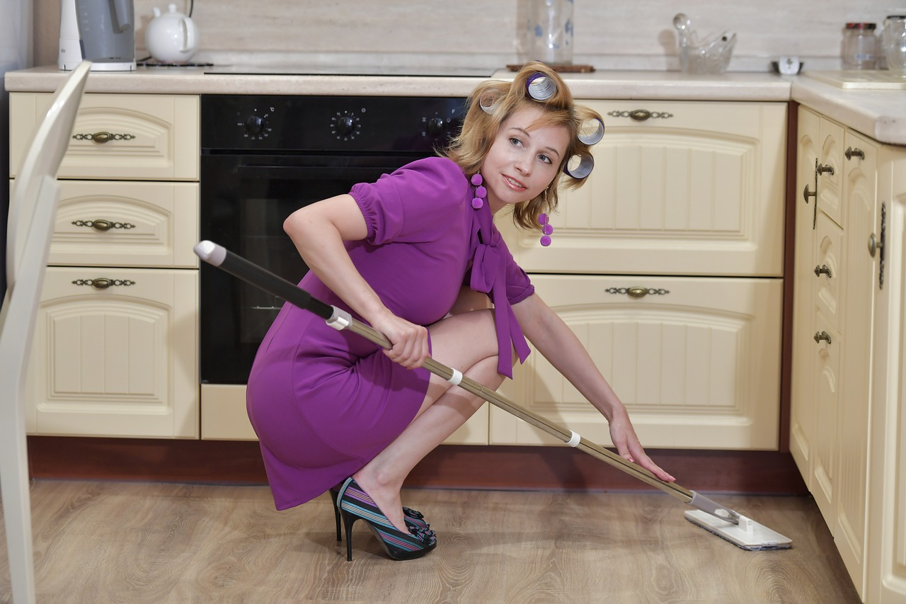 image - 7 Ways to Keep Your Home Clean When You Have A Hectic Schedule