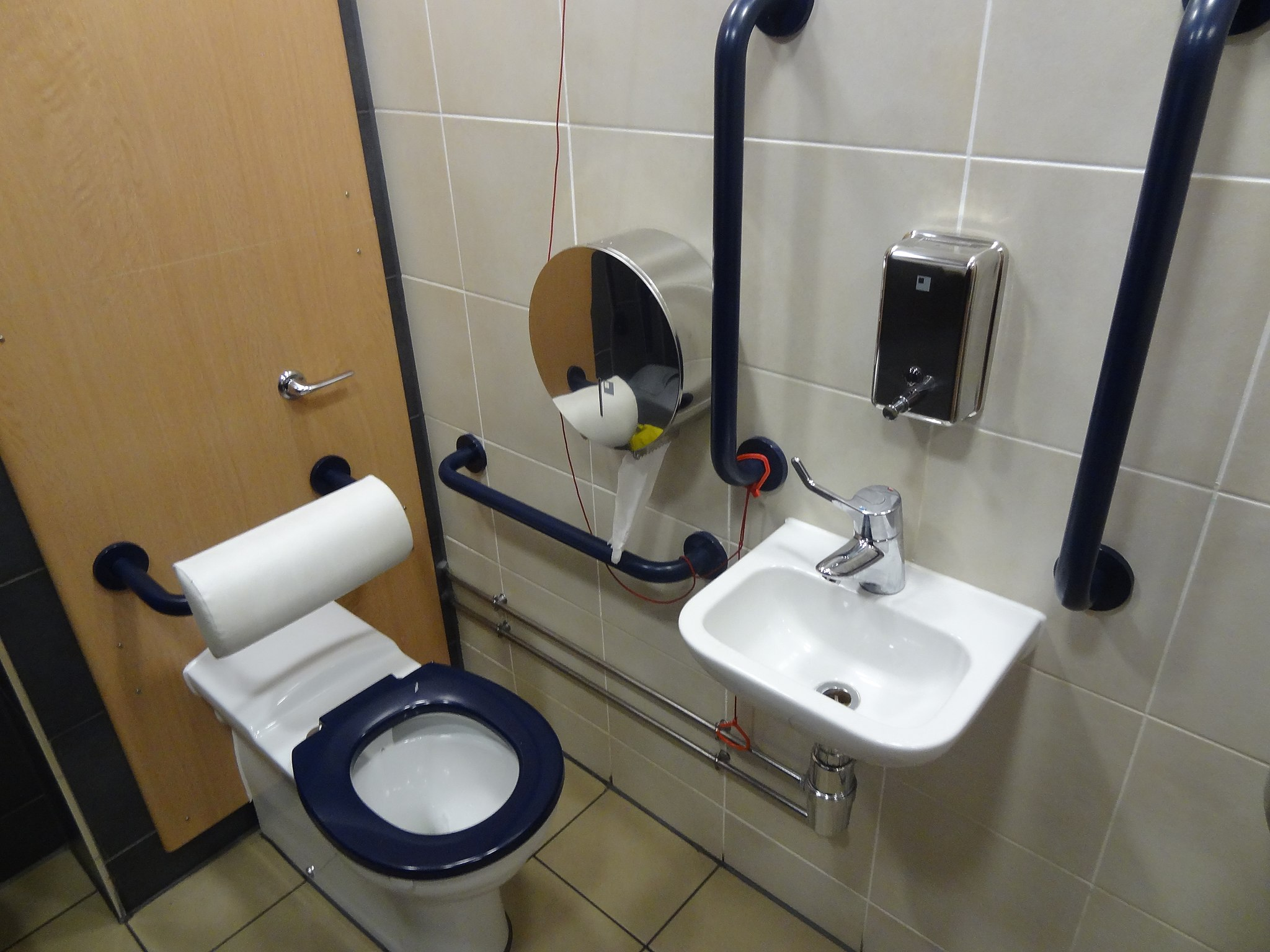 image - Top 5 Tips for Toilet Grab Bars Care & Maintenance