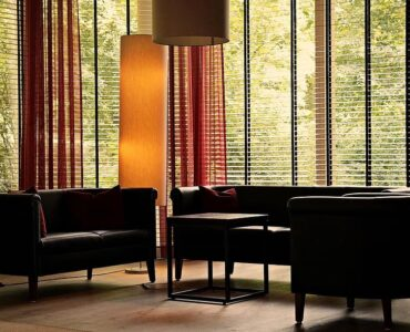 Featured image - Modern Window Blinds for the Living Room