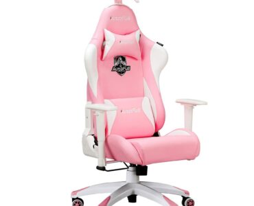 Featured image - Best Pink Gaming Chairs for Girls