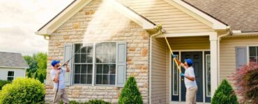 featured image - Residential Pressure Washing Services: The 7 Unique Benefits