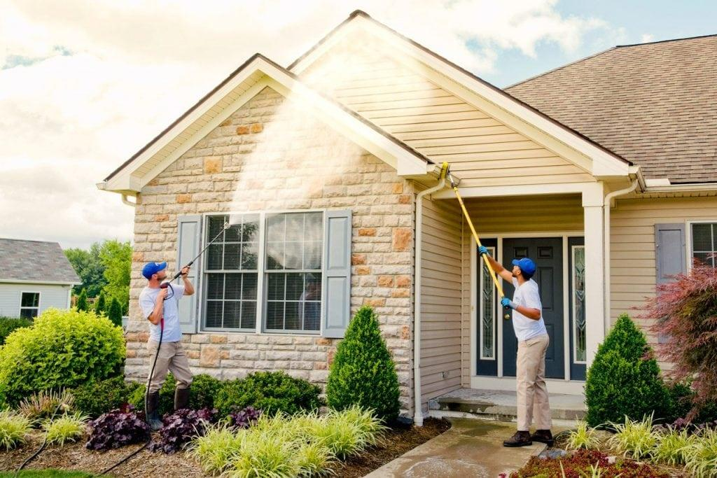 image - Residential Pressure Washing Services: The 7 Unique Benefits