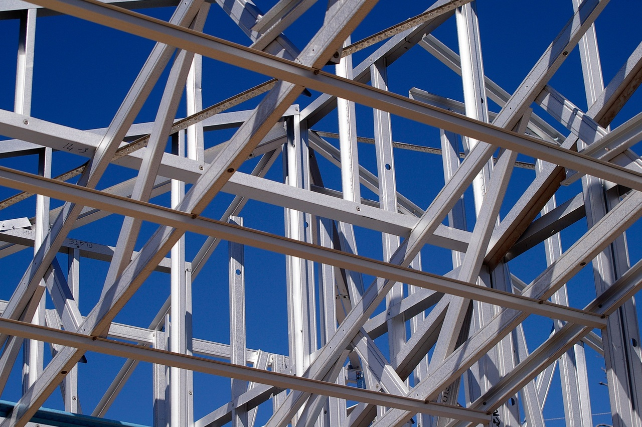 image - The Pros and Cons of Steel Frame Construction