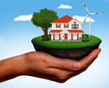 Featured image - Ways to Power Your Home with Renewable Energy