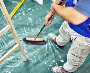 featured image - Why is it recommended to depend on the professionals for construction cleaning?