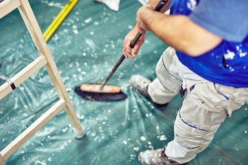 image - Why is it recommended to depend on the professionals for construction cleaning?