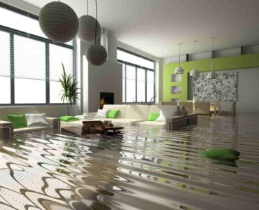 featured image - 4 Benefits of Using Water Damage Restoration Services