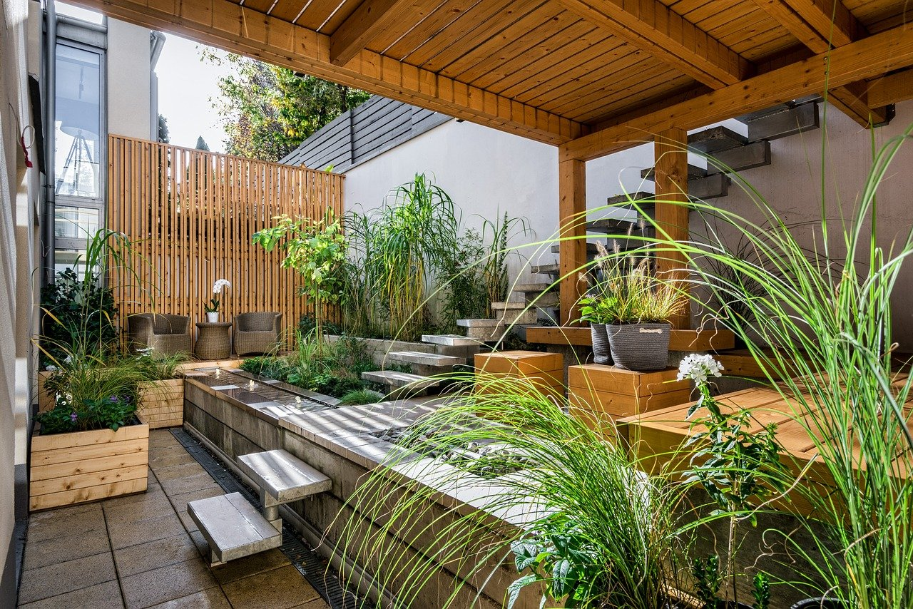 image -5 Hardscape Design Ideas to Give Your Backyard A Modern Look