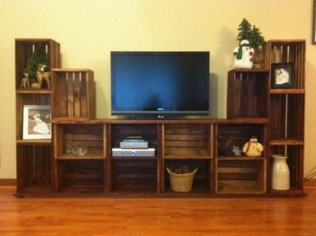 image - 5 Homemade Entertainment Centers You Can Build on a Budget