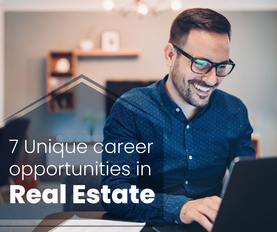 image - 7 Unique Career Opportunities in Real Estate