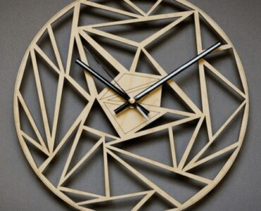 featured image - Decorative Oversized Clock for Wall