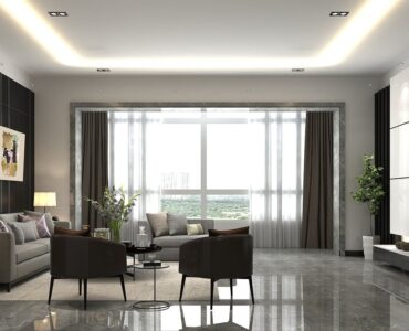 featured image - How to Decorate Your Living Room More Modern