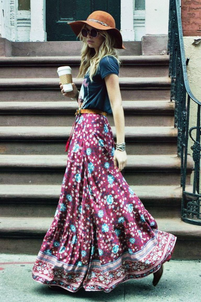 image - Different Ways of Styling Maxi Skirts