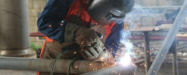 featured image - The Equipment You Need to Start Welding