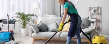 featured image - Top Five Benefits of Hiring A Maid Service