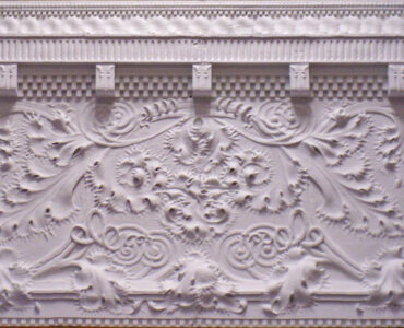 featured image - 5 Types of Ornamental Plaster You Should Have on Your Ceiling or Walls