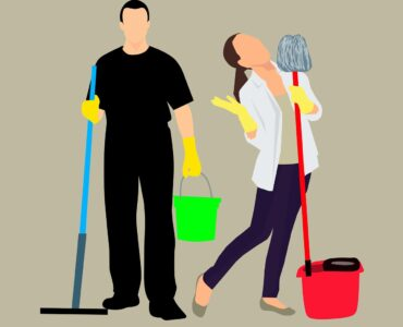 featured image - 6 Professional House Cleaning Tips to Save Time