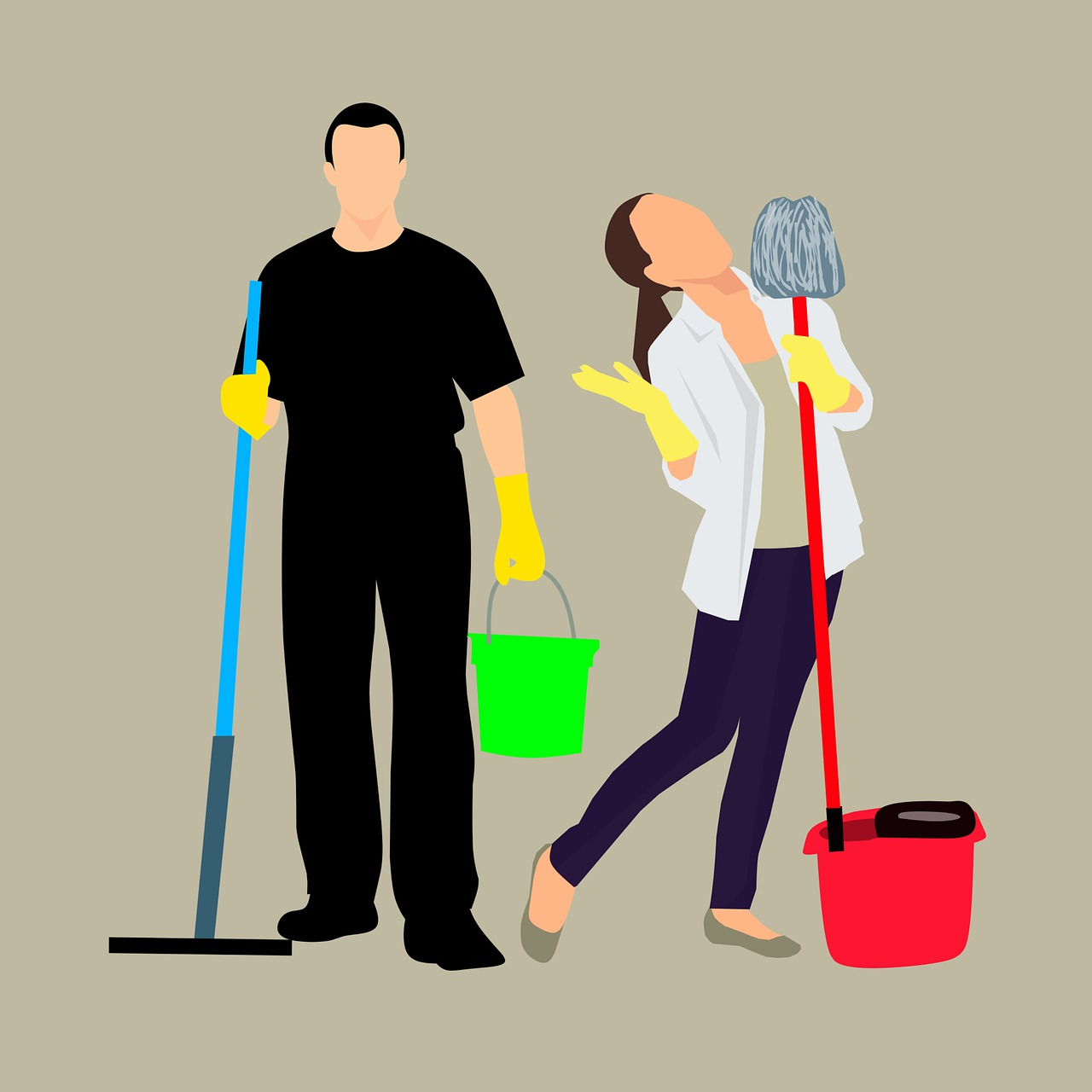 image - 6 Professional House Cleaning Tips to Save Time