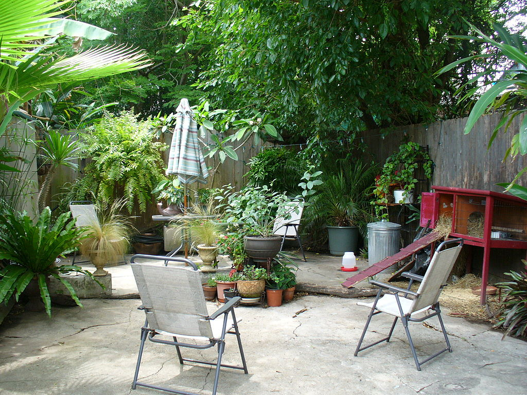 image - 8 Gorgeous Backyard Concrete Patio Ideas You Need to Try