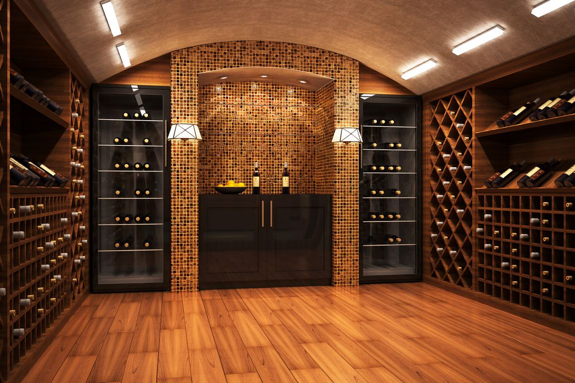 image - Choose Appropriate Materials for the Wine Rack