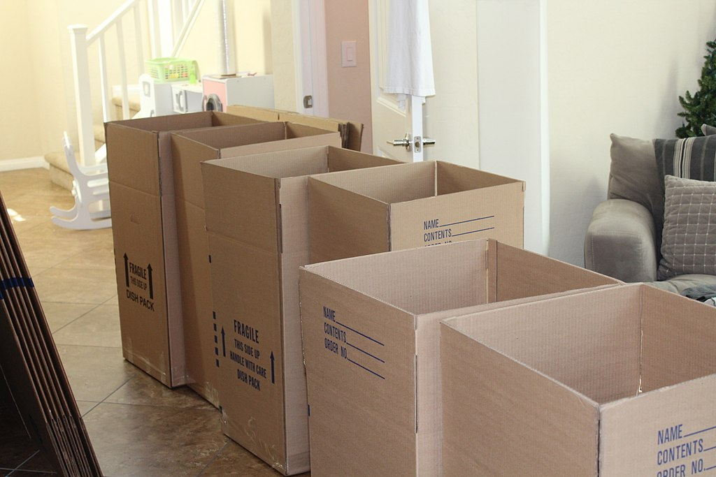 image - How to Save On a Relocation with a Professional Moving Company