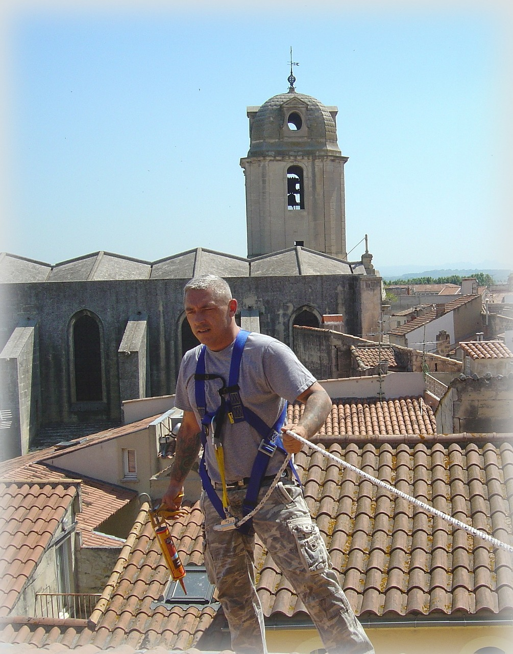 image - Roof Repairs Usually Need Professional Service