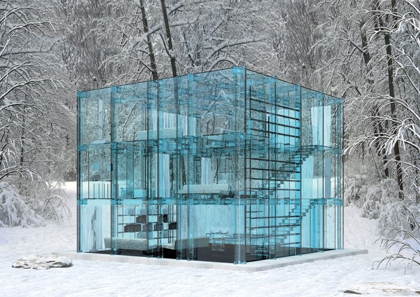 image - The Glass House, Italy
