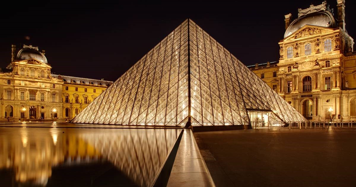 image - The Louvre, France