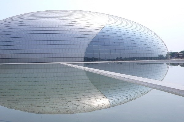 image - The National Centre for the Performing Arts, China