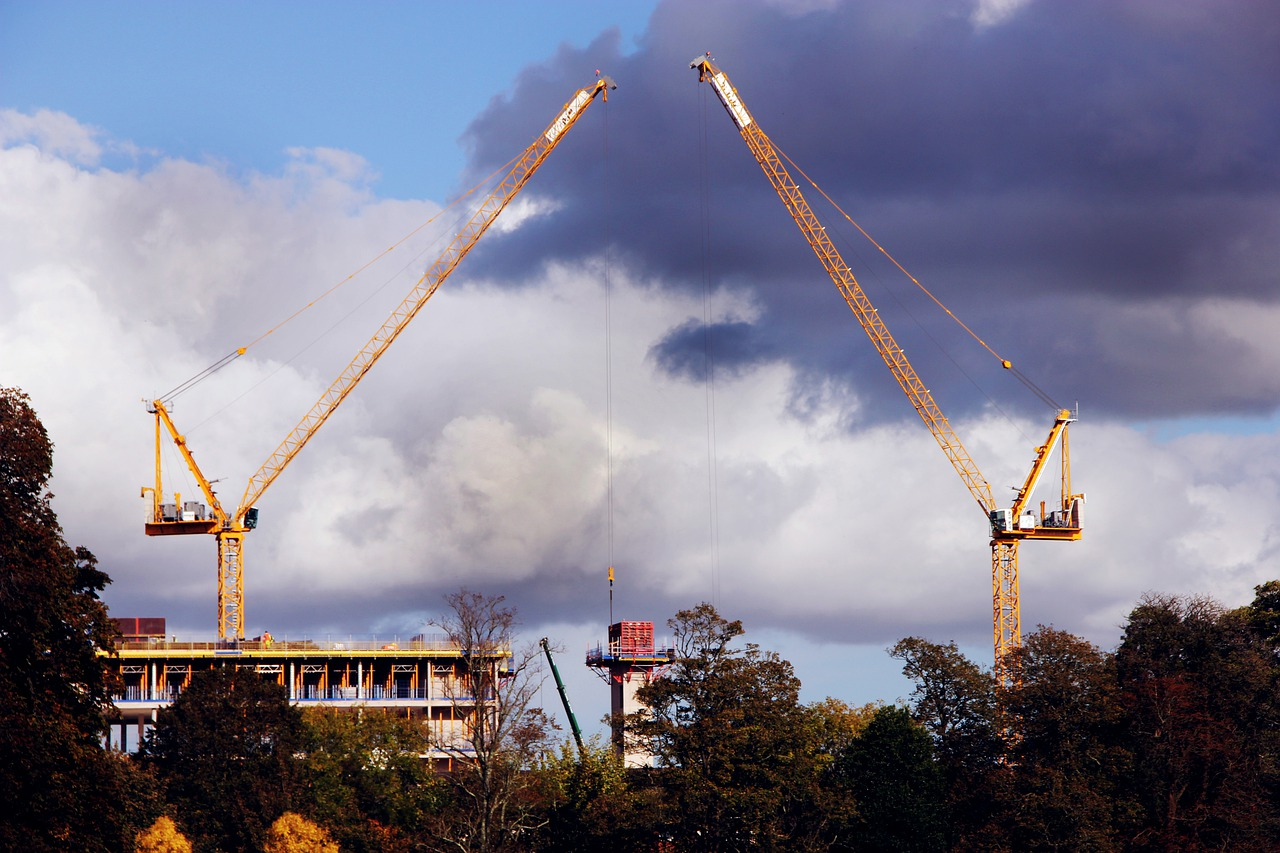 image - What are the Different Types of Construction Cranes