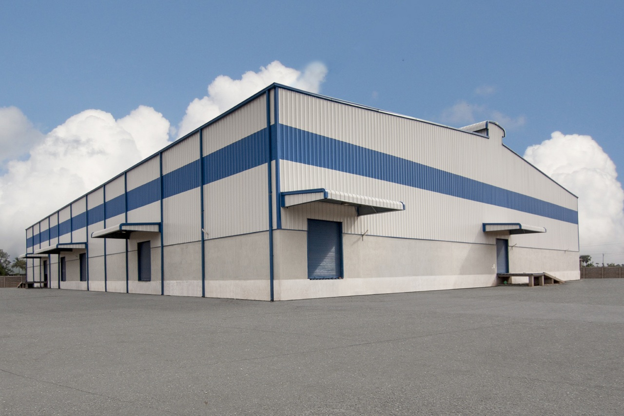 image - Why Commercial Metal Buildings are the Best Business Sheds