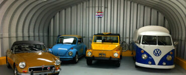featured image - Why Steel Garage Buildings are Superior to Wood or Concrete