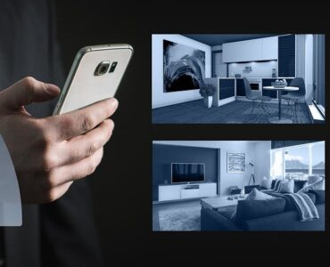 featured image - 4 Factors to Consider Before Choosing a Home Security System