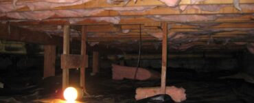 featured image - 5 Mistakes to Avoid When Repairing Your Crawl Space