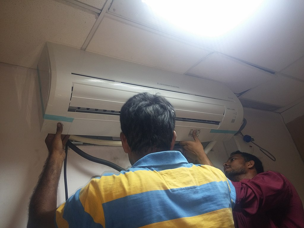 image - 6 Types of Air Conditioning Services You Should Know About