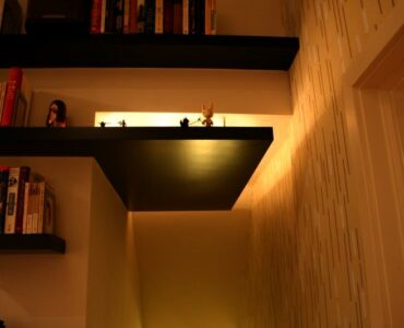 featured image - 7 Great Floating Shelf Ideas for Everyone