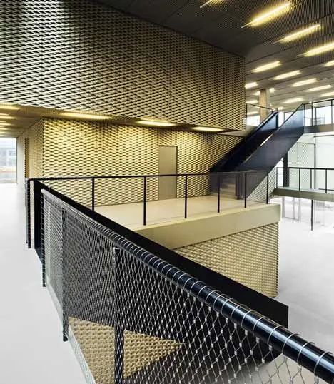 image - 7 Types of Installation and Architectural Decoration Applications of Metal Decorative Mesh