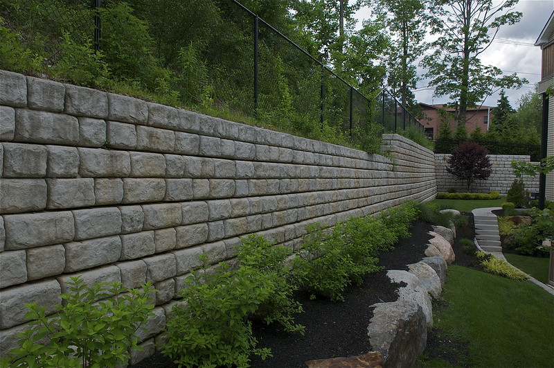 image - Benefits of Hiring a Retaining Wall Contractor