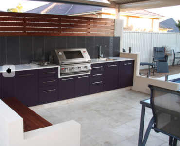 featured image - Concrete vs. Stainless Steel Outdoor Kitchens What Are the Pros and Cons of Each