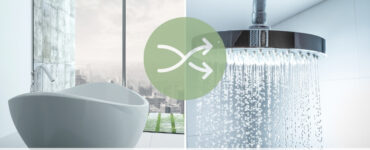 featured image - How to Replace a Bathtub with a Shower