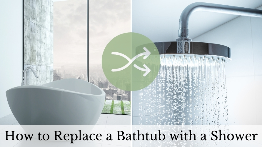 image - How to Replace a Bathtub with a Shower