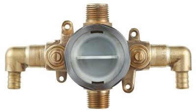 image - Mixing Shower Valves -H-3