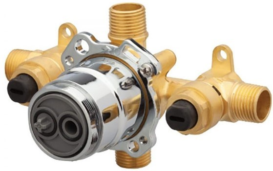 image - Pressure (Mechanical) Balancing Shower Valves -H-3